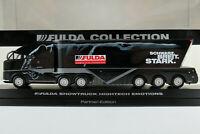 "Herpa/Fulda 134225 MAN Fulda Show Truck ""Hightech Emotions"" 1:87/H0 NEU/OVP/PC"