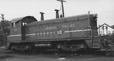 M665 RP 1969 LVRR LEHIGH VALLEY RAILROAD TRAIN ENGINE #181