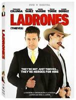 Ladrones (DVD, 2016)