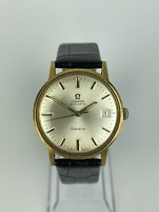 Vintage Omega Cal. 565 ref.166.070 Automatic  Mens Watch Quick Set Date - Runs