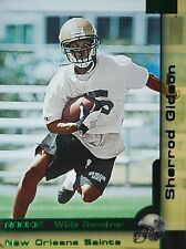 227 Sherrod Gideon New Orleans Saints Skybox 2000 Rookie