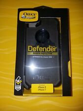 New OtterBox Defender Series Case for iPhone 8 iPhone 7 - Black