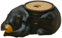 DEMDACO Big Sky Carvers Bear Coaster Set, 4 Piece