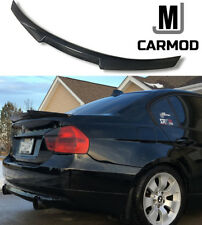 M4 Carbon Fiber Trunk Lip Spoiler FIT FOR BMW E90 335i 328i 325i 323i M3 Sedan
