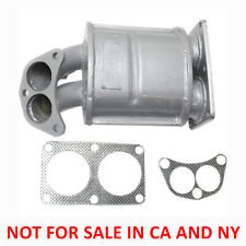 New Front Aluminized Steel Catalytic Converter for Nissan Sentra 2000-2002