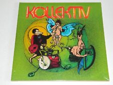 KOLLEKTIV - Kollektiv  (1973) / Re. Long Hair Music / Vinyl 2xLP - New Sealed