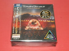 FREE  SHIP DAVID GILMOUR LIVE AT POMPEII JAPAN 2 BLU-RAY DISC + 2 BLU-SPEC CD