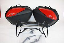 Set Bolsas Lateral Completo Red Originales Ducati para los SS 17 Código