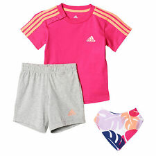 adidas Polyester Clothing (0-24 Months) for Girls