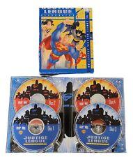 Justice League of America: Season 2 Dvd - 4 Discs