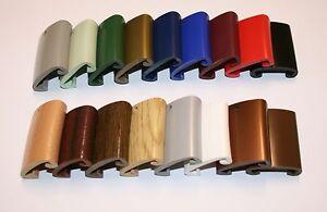 1m PVC Handlauf Kunststoffhandlauf Handlauf Gummi Treppenhandlauf 30x8 40x8 50x8