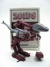 Zoids Zoid Vintage OER 1985 Hellrunner 100% Complete + Copy Sheet Instruction
