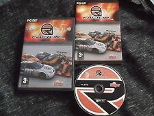 R FACTOR RFACTOR FORMULA 1 F1 PC DVD-ROM ( original version with games manual )