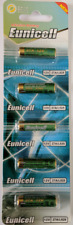 5 x Eunicell  27A 12v BATTERY A27 MN27 EL812 L828 CA22 GP27A Garage Remote