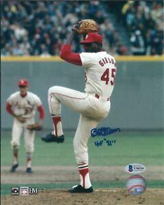 Bob Gibson St Louis Cardinals 8x10 Photo #13