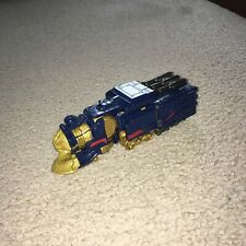 Power Rangers Mystic Force Solaris Knight to Legendary Locomotive New!