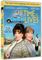 THE TIME OF THEIR LIVES JOAN COLLINS PAULINE COLLINS FRANCO NERO UK 2017 DVD NEW