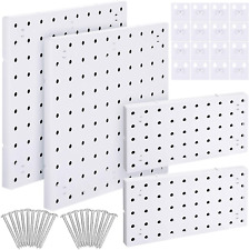 Pegboard Wall Panel Kits Wall Mount Display Diy Tool Organizer With Accessories