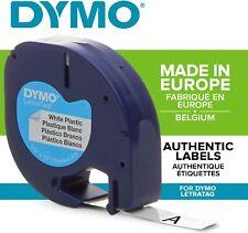 Office Ink Toner 6 Pi/èces Remplacement Pour Dymo 91200 Papier Bande d/étiquette Noir sur Blanc Compatible pour Dymo LT-100H LT-100T LT-110T QX50 XR XM 2000 LT-100T Plus LT-100H