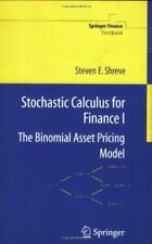 Stochastic Calculus for Finance I : The Binomia, Shreve, Steven,,