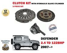 Para Land Rover Defender 2.4 TD4 4x4 122BHP 2007   > Funda Placa Embrague