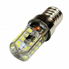 HQRP E14 Base 64 SMD3014 LED Bulb AC 110-220V for Microwave, Refrigerator Lights