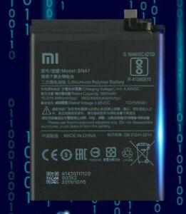 Batería BN47 para Xiaomi Mi A2 Lite - Redmi 6 Pro DESDE CATALUÑA