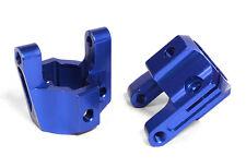 C26715BLUE Integy Billet Caster Block(2)for Axial 1/10 SCX-10 Off-Road Crawler
