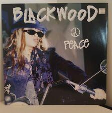 "Blackwood - Peace 12"" 33RPM VInyl Record"