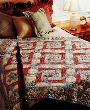 """Nancy's Fancy     Finished Size -62""""x62""""   Quilt (pattern Only)"""