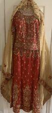 Indian Ethnic Bridal Lehenga Choli Pakistani Wedding Party Wear Designer Lengha