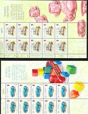 GB - GUERNSEY Sc 1288-93 NH MINISHEETS of 2015 - EUROPA - Sc $115