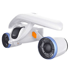 Sublue Mixaw01 WhiteShark Underwater Scooter, Action Camera Compatible, White
