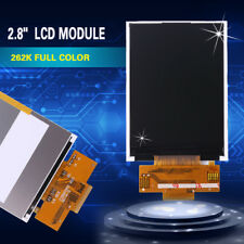 """2.8"""" 240*320 ILI9325 SPI Color Wide View Angle TFT LCD Module AVR STM32 oe"""