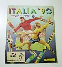 Vintage Album Sticker Italia 90 Panini Full Complete Original Yugoslavia Good