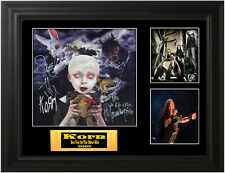 Korn Autographed Lp See You On The Other Side