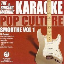 New: Various Artists: Karaoke: Smoothe 1 Karaoke Audio CD