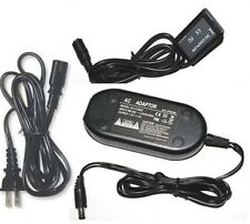 AC adaptor DMW-AC8PP + DC coupler DMW-DCC9 for Panasonic DMC-GF2 DMC-GF2K GHF2C