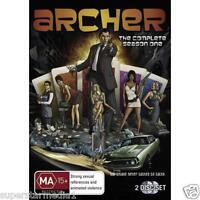 Archer Season 1 : NEW DVD