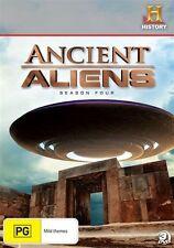 Ancient Aliens : Season 4 (DVD, 2013, 3-Disc Set)