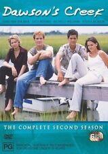 Dawson's Creek : Season 2 (DVD, 2004, 6-Disc Set)