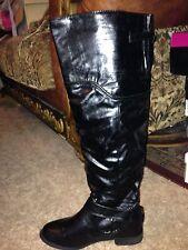 NIB Shiekh Shoes Riding Boots Black 6