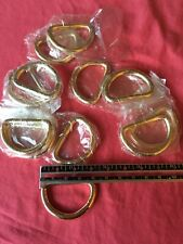 D Rings For Handbags, Belts, Crafts
