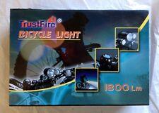 TrustFire Bicycle Light TR-D003 / NOS / 1800 Lumens