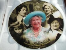 Danbury Mint In Loving Memory collection entitled The Queen Mother china boxed