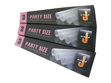 PACK OF 9 PARTY CONES - PRE ROLLED CONES - SMOKING CONES JUST FILL IT 14CM LONG