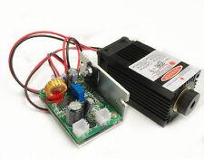 Diy Cnc 1000mW 1W 450nm Blue Laser Module + 12V Ttl Module Cutting Engraving