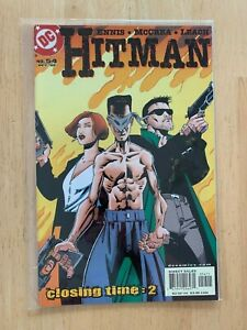 Hitman 54 Closing Time: 2 High Grade Comic Book ML7 – 116