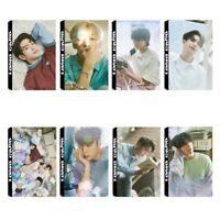 KPOP GOT7 Album Present YOU PhotoCard Lomo Card Posters Photo Card Bookmark