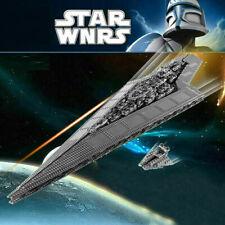 Star Wars Super Star Destroyer Sternenzerstörer Model Building Blocks Bausteine